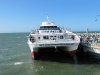 Das Boot von vorne